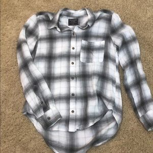 Abercrombie & Fitch women's XS super soft flannel